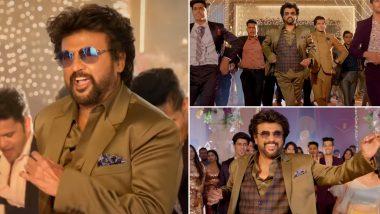 Darbar Song Chumma Kizhi Teaser: Rajinikanth Nails Every Move and Wins Twitterati's Heart! (Watch Video)