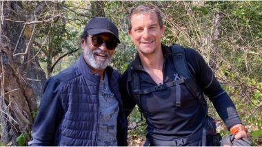 Discovery Trends Rajinikanth's Dance Challenge Ahead of Bear Grylls' Into the Wild Telecast