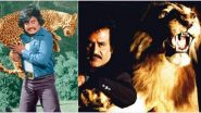 Rajinikanth in 'Man Vs Wild' Funny Memes Start Trending Online as Thalaiva Fans Say The Animals Will Have to 'Mind It!'