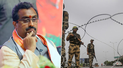 Jammu And Kashmir: Ram Madhav Confirms Govt's Plan to Release 20-25 Detained Leaders Soon, No Clarity on Fate of Mehbooba Mufti, Omar Abdullah and Farooq Abdullah Yet