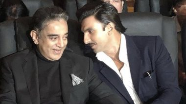 '83 First Look Launch: Ranveer Singh In A Candid Conversation With Kamal Haasan Is A Picture Worth All Your Attention!