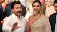 Ranveer Singh Says His Father Once Told Him He's Spending Too Much On Flowers To Woo Deepika Padukone