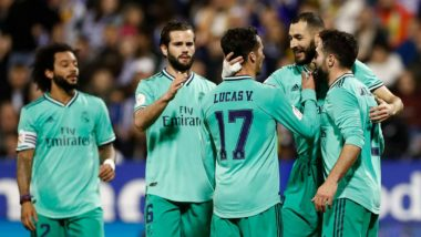 La Liga to Resume With Real Madrid Playing at Training Center Against Eibar on June 14
