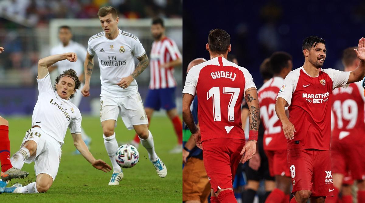 RM vs SEV Dream11 Prediction in La Liga 2019–20: Tips to ...