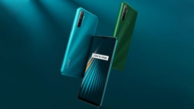 Realme 5i Smartphone Featuring Quad Cameras & Qualcomm Snapdragon 665 AIE SoC Launched in India At Rs 8,999; Check Features, Variants & Specifications