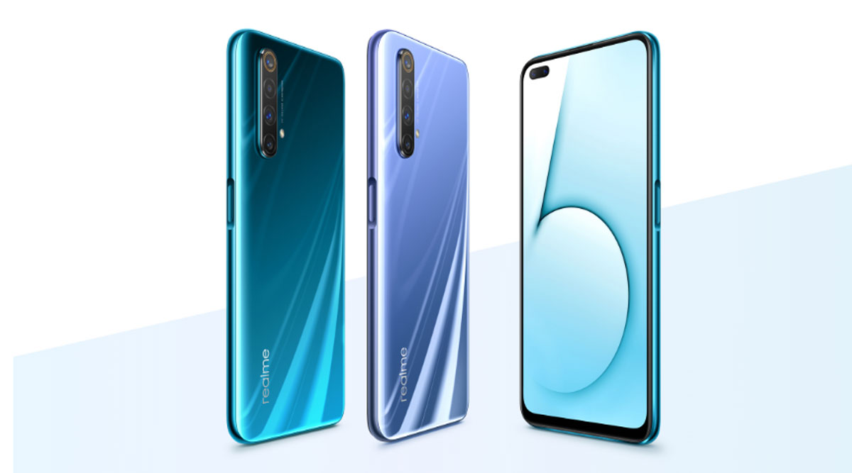 Realme X50 5G Smartphone With Dual Front Cameras & Snapdragon 765G SoC Launched; Check Prices, Features, Variants & Specifications