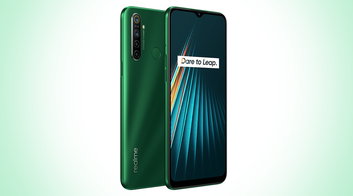 Realme 5i Smartphone Launching Tomorrow in India; check Prices, Features & Specifications