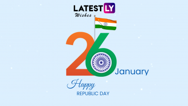 India Republic Day 2020 Wishes And Greetings: WhatsApp Messages, Images and Quotes Eliciting Importance of The Constitution