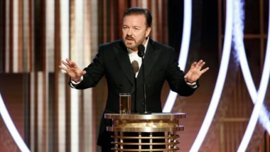 Golden Globes 2020: Ricky Gervais Roasts Leonardo DiCaprio, Joe Pesci Among Others And People Are Going Nuts