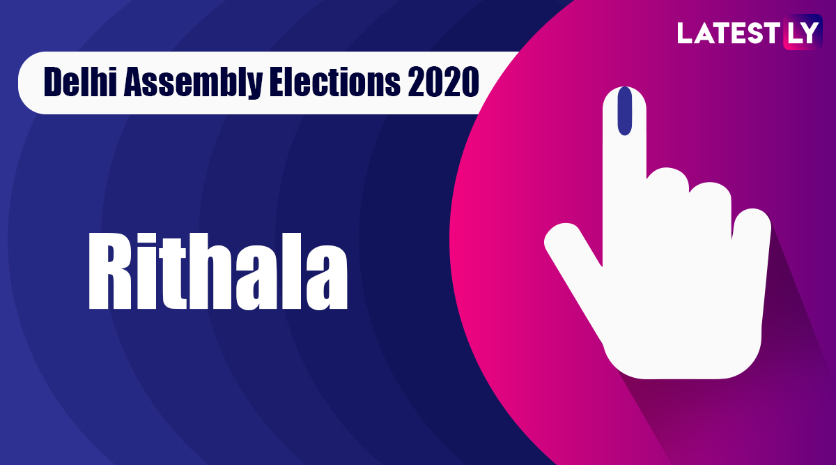 Rithala Election Result 2020: AAP Candidate Mohinder Goyal Declared Winner From Vidhan Sabha Seat in Delhi Assembly Polls