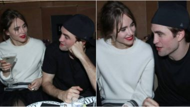 Robert Pattinson and Suki Waterhouse Engaged? Couple Spark Rumours After Recent Pictures Show the British Model Sporting a Ring!