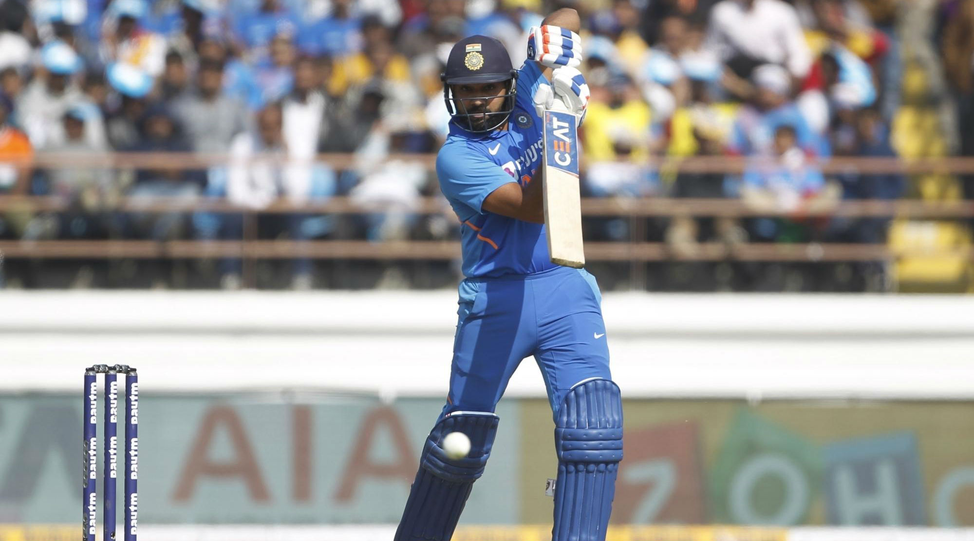 Virat Kohli and I Knew We Had to Get a Big Partnership: Rohit Sharma