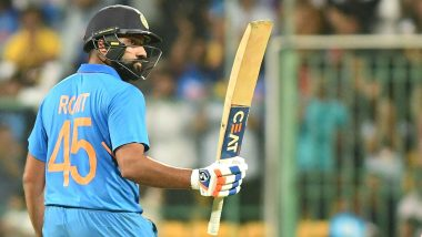 On This Day in 2014, Rohit Sharma Registered Highest Individual Score in ODIs