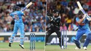 Rohit Sharma Scores 26 Runs Off Hamish Bennett in 5 Balls, Watch Video of Indian Opener Smashing the Bowler During IND vs NZ 3rd T20I Match