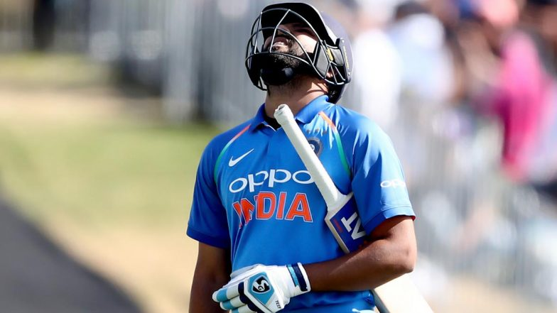 Rohit Sharma Trolled for Yet Another Poor Show With the Bat; Opener Perishes for Eight Runs During IND vs NZ 2nd T20I 2020