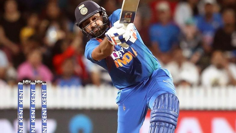 Rohit Sharma's Two Sixes Guide India to Win Super Over Against New Zealand in 3rd T20I; Netizens Hail Hitman With Memes and Tweets!