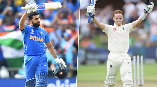 Cricket Week Recap: From Rohit Sharma's Match-Winning Knock to Ollie Pope's Maiden Test Century, A Look at Finest Individual Performances