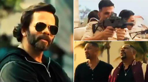 Rohit Shetty Gets Simmba, Singham And Sooryavanshi To Give A Shout-out To Will Smith And Martin Lawrence's Bad Boys For Life (Watch Video)