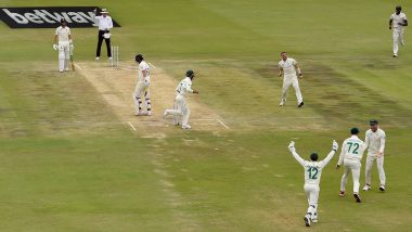 South Africa vs England Live Cricket Score, 3rd Test 2019–20, Day 2: Get Latest Match Scorecard and Ball-by-Ball Commentary Details for SA vs ENG Test From Port Elizabeth