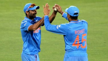 New Zealand Displays Sportsman Spirit, Hails Mohammed Shami and Rohit Sharma After India Wins Super Over in 3rd T20I