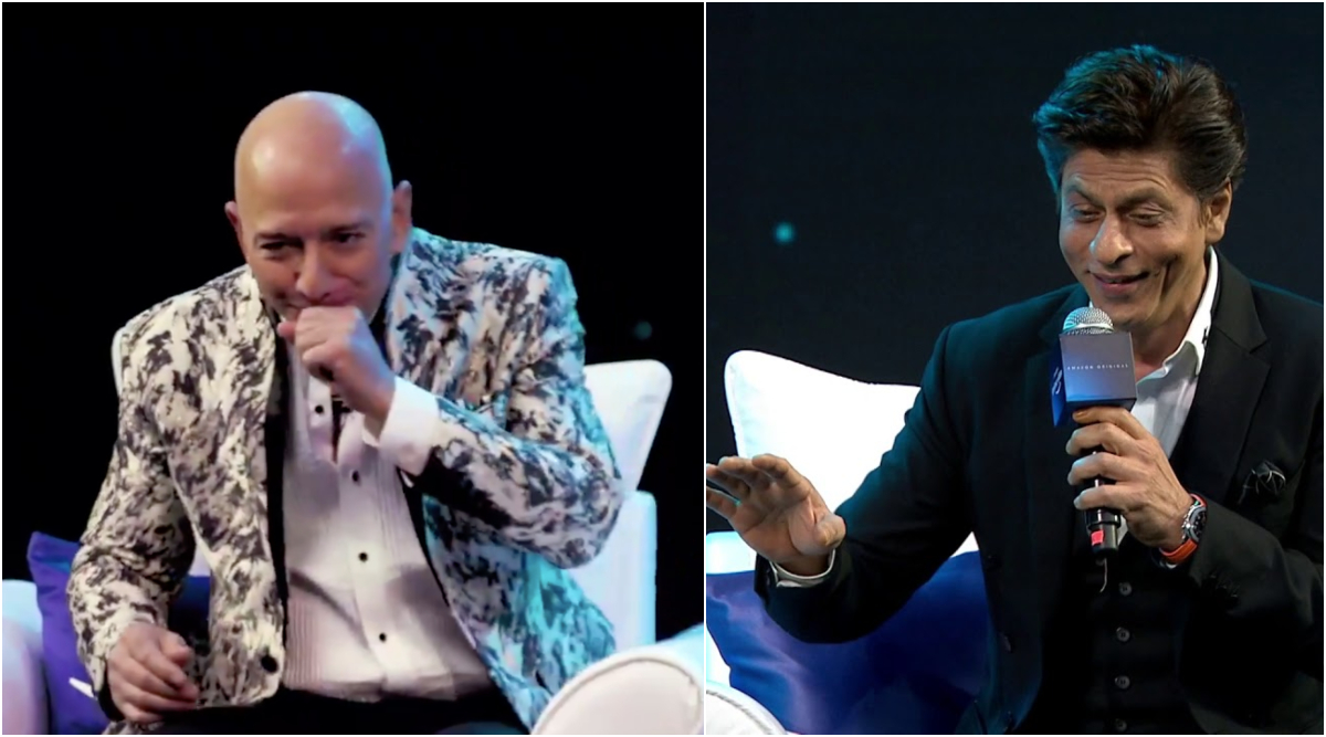 Shah Rukh Khan Leaves Amazon CEO Jeff Bezos Laughing Hard With His Response to Being Called the 'Most Humble Man' (Watch Video)