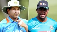 Sachin Tendulkar and Courtney Walsh to Coach Ponting XI and Warne XI Respectively in Bushfire Cricket Bash