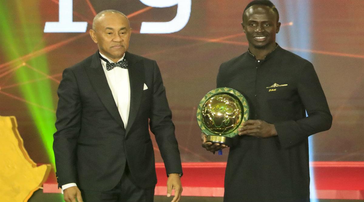 Sadio Mane Beats Mo Salah to Be Crowned Africa's 2019 Men's Player of the Year