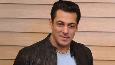 COVID-19 Outbreak: Salman Khan to Support 25,000 Daily Wage Earners Amid Coronavirus Crisis?