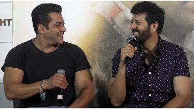 Salman Khan-Kabir Khan Patch Up, Duo To Work on Social Drama Based on a Zoo-Keeper and Panda?