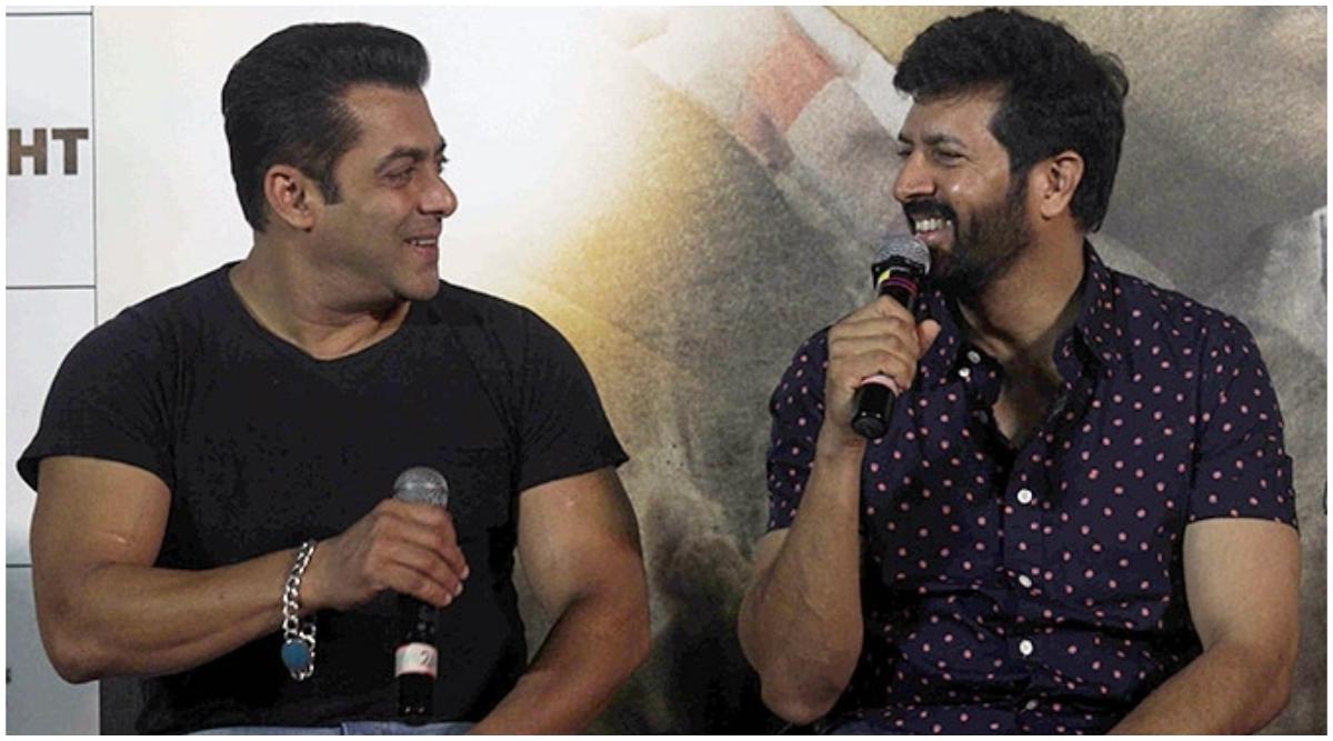 Salman Khan-Kabir Khan Patch Up, Duo To Work on Social Drama Based on a Zoo-Keeper and Panda?