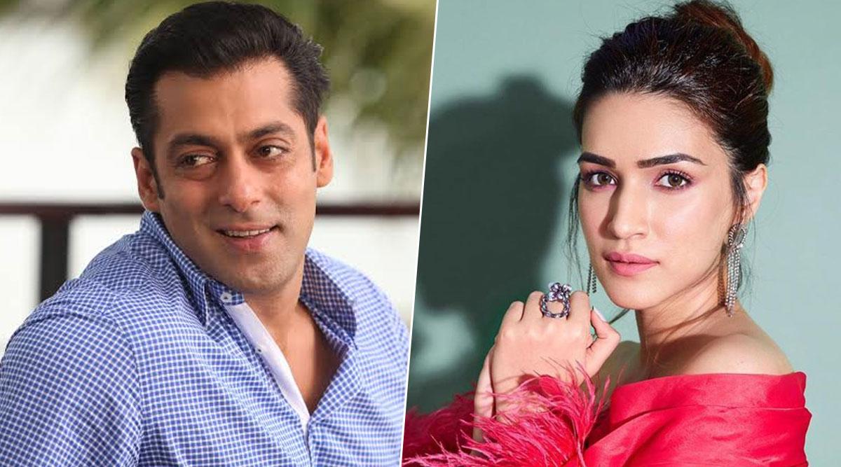 Salman Khan to Romance Kriti Sanon in Kabhi Eid Kabhi Diwali?