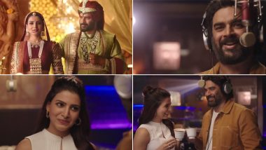 Samantha Akkineni and R Madhavan's Pairing in This Commercial Will Make You Want Them Feature in a Film Soon (Watch Video)