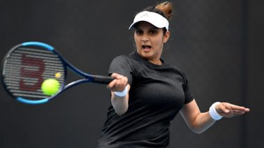 Sania Mirza Makes Much-Awaited Comeback After Two Years With Doubles Win at 2020 Hobart International