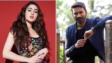 Sara Ali Khan and Dhanush's Anand L Rai Film Titled Atrangi Re?
