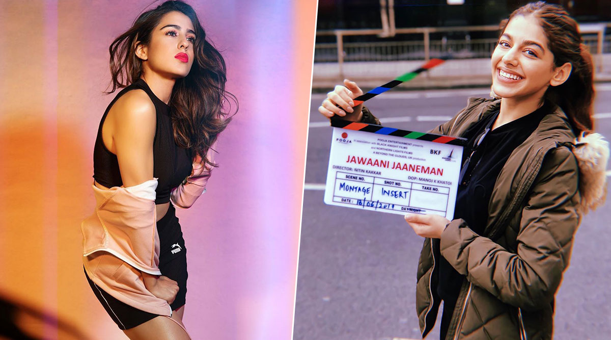 Jawaani Jaaneman: Sara Ali Khan's Loss Turns Into Alaya F's Gain!
