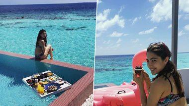 Sara Ali Khan's SUPER-HOT Bikini Pics From Her Plush Maldivian Vacation Is What We Call Travel Goals!