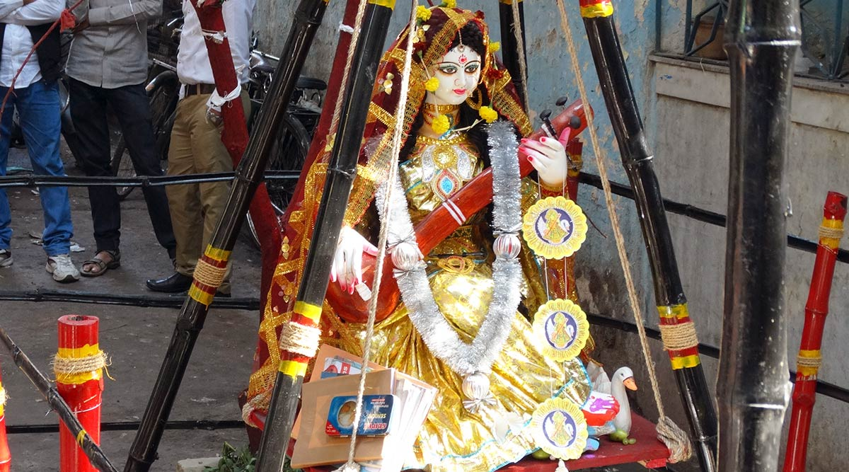 Basant Panchami 2020 Date & Saraswati Puja Shubh Muhurat: Know Tithi, Significance, Puja Vidhi and Celebrations of Vasant Panchami