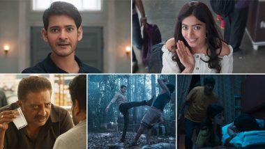 Sarileru Neekevvaru Trailer: Mahesh Babu and Rashmika Mandanna Starrer is the Perfect Mix of Action, Comedy and Romance (Watch Video)