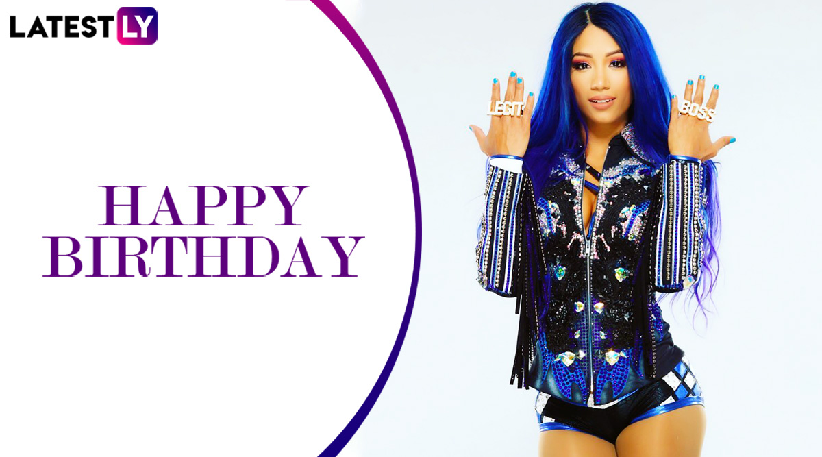 Sasha Banks Birthday Special: Here's Look at Best Matches of 'The Boss' in WWE (Watch Videos)