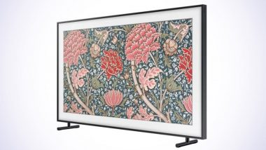 Samsung 'Frame QLED TVs' To Go on Sale From January 19 Till January 22 Via Flipkart