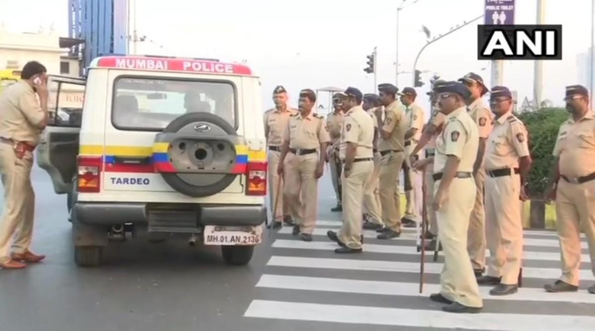 Maharashtra Bandh: Security Tightened in Mumbai In Light of Shutdown Called by Prakash Ambedkar's VBA Against CAA, NRC and Economic Crisis Today