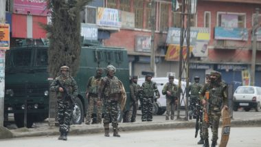 Sopore Terror Attack: CRPF Denies Civilian Killed in Firing by Security Forces, Watch Video