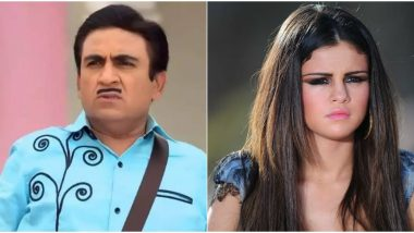 Selena Gomez Fan Draws Hilarious Comparison Between Her and Jethalal Gada of 'Taarak Mehta...' Funny Twitter Thread Goes Viral