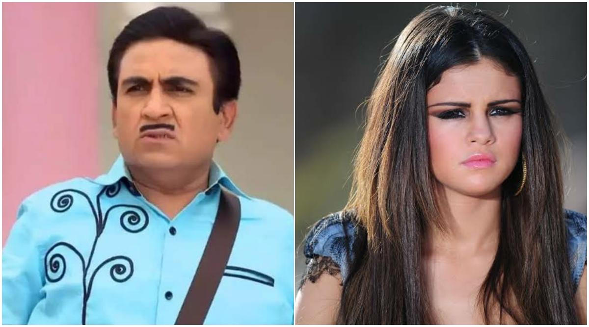 Selena Gomez Fan Draws Hilarious Comparison Between Her and Jethalal Gada of 'Taarak Mehta...' Funny Twitter Thread Goes Viral