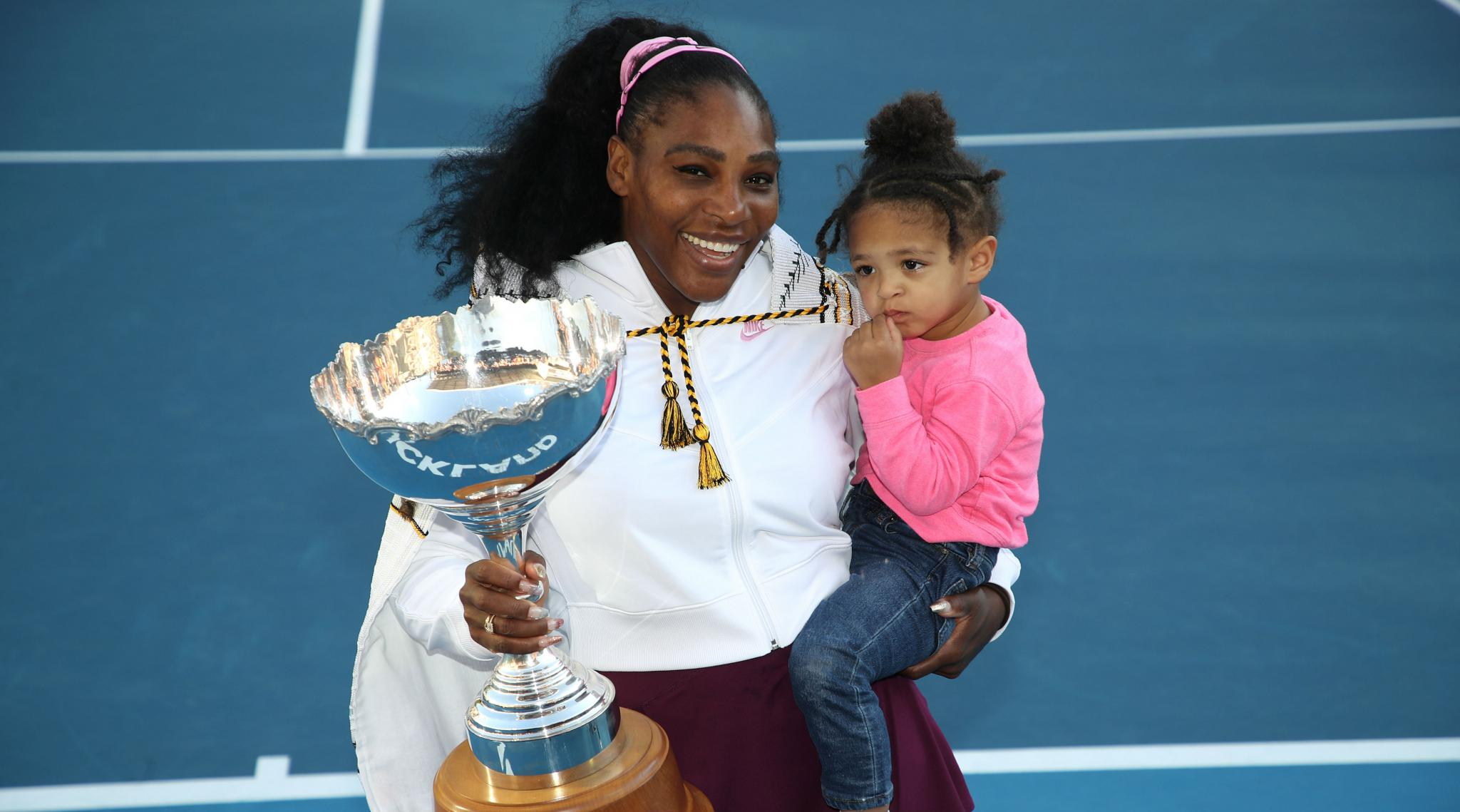 Serena Williams Ends 3-Year Title Drought With WTA Auckland Classic 2020 Victory