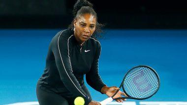 Serena Williams Concerned Over Australian Open 2020