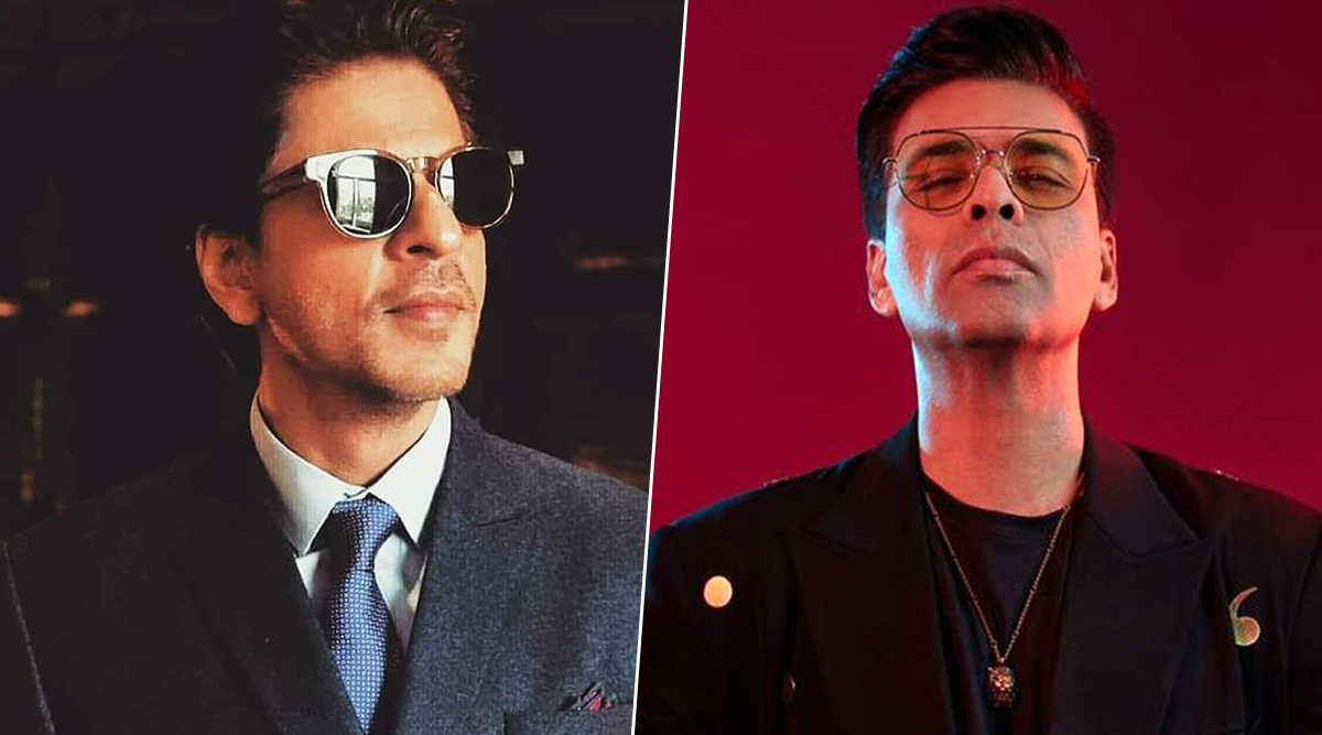 Karan Johar CONFIRMS Shah Rukh Khan's Cameo in Alia Bhatt-Ranbir Kapoor's Brahmastra, Thanks SRK For His Vision and Inputs!