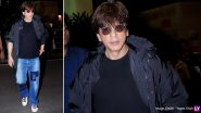 Shah Rukh Khan's Super-Stylish Airport Pictures Will Make Your Heart Sing 'Badshah O Badshah!'