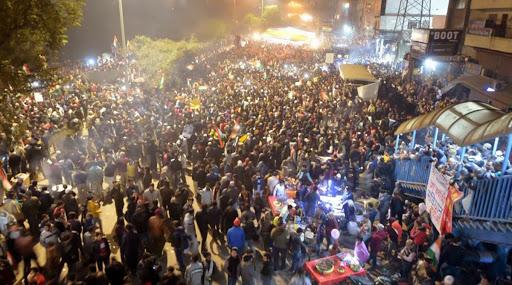 Delhi Violence: Heavy Police Deployment in Shaheen Bagh as Precautionary Measure