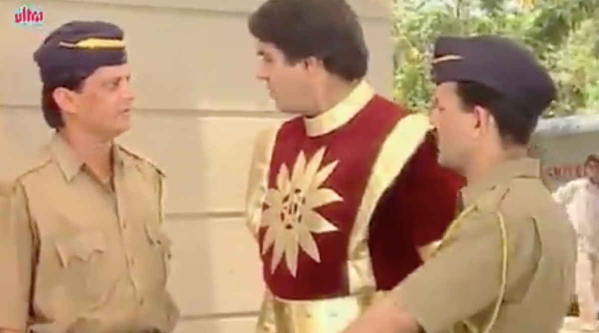 Shaktimaan Gets Questioned About His Citizenship in This Throwback Clip of the Late 90s Serial and Twitterati are Sharing It Calling Him a Victim of NRC (Watch Video)